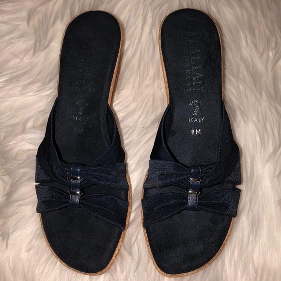 c82cd1e89c1 Italian Shoemakers size 8 sandals